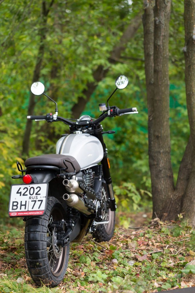 SWM Gran Milano Outlaw – стильный итальянский мотоцикл за скромный бюджет
