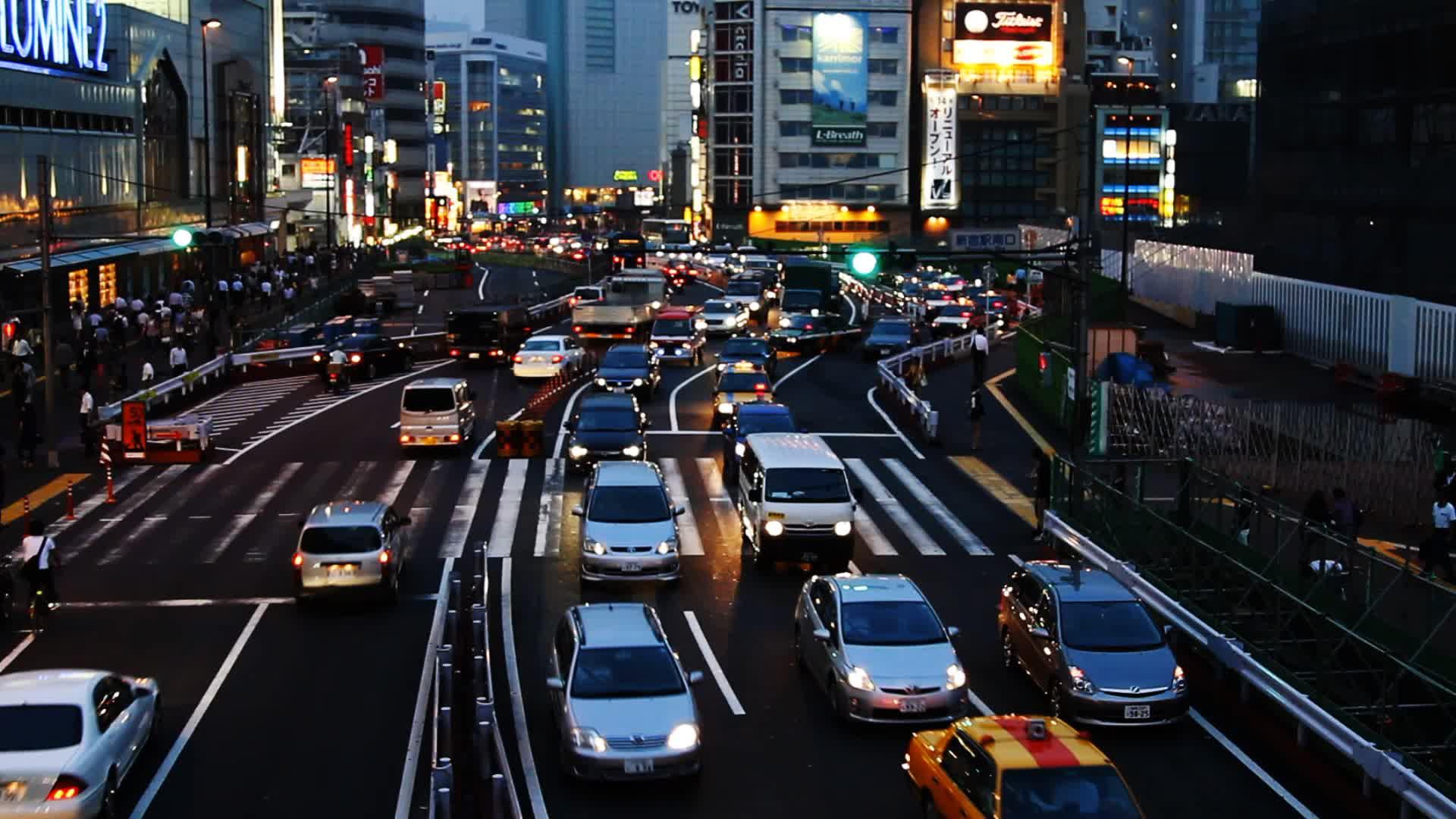 Япония откажется от машин с ДВС