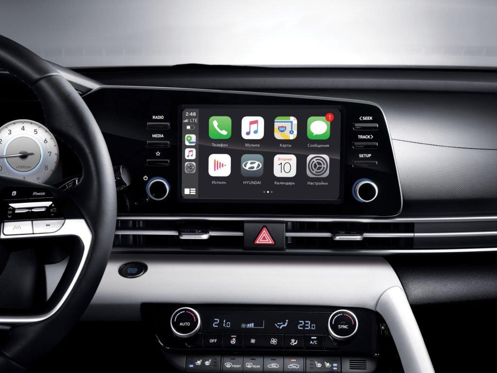 Новый Hyundai Elantra: старт продаж и цены для России