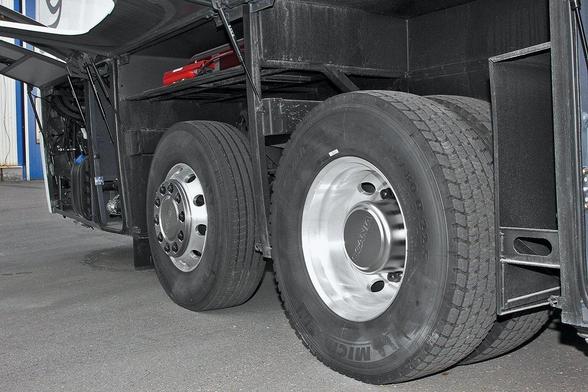 «Скамейка» с удобствами. Почему Scania Touring – один из лучших автобусов для бюджетных путешествий
