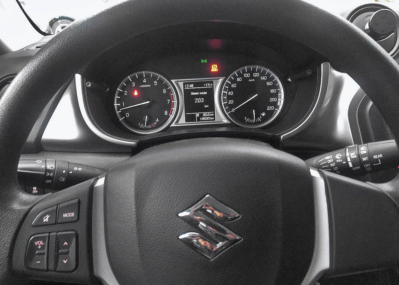 Купил Suzuki Vitara: теперь на сервис езжу только на ТО