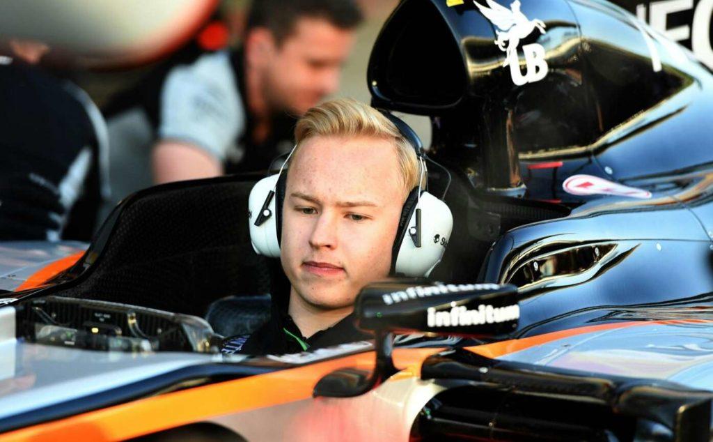 В «Формуле-1» появится еще один действующий пилот из России