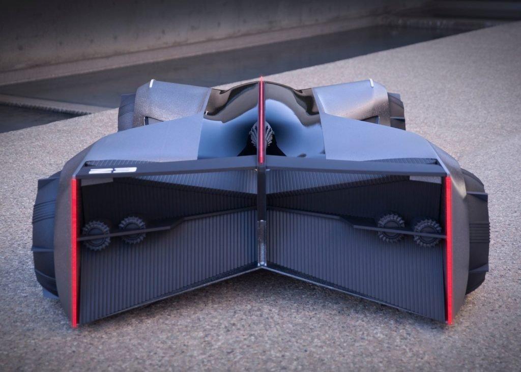 Назад в будущее: Nissan показал концепт GT-R для 2050 года