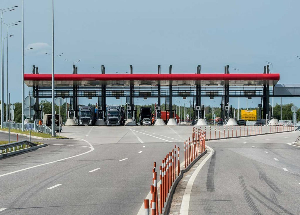 Госдума планирует снизить штраф за неоплаченный проезд по платным трассам