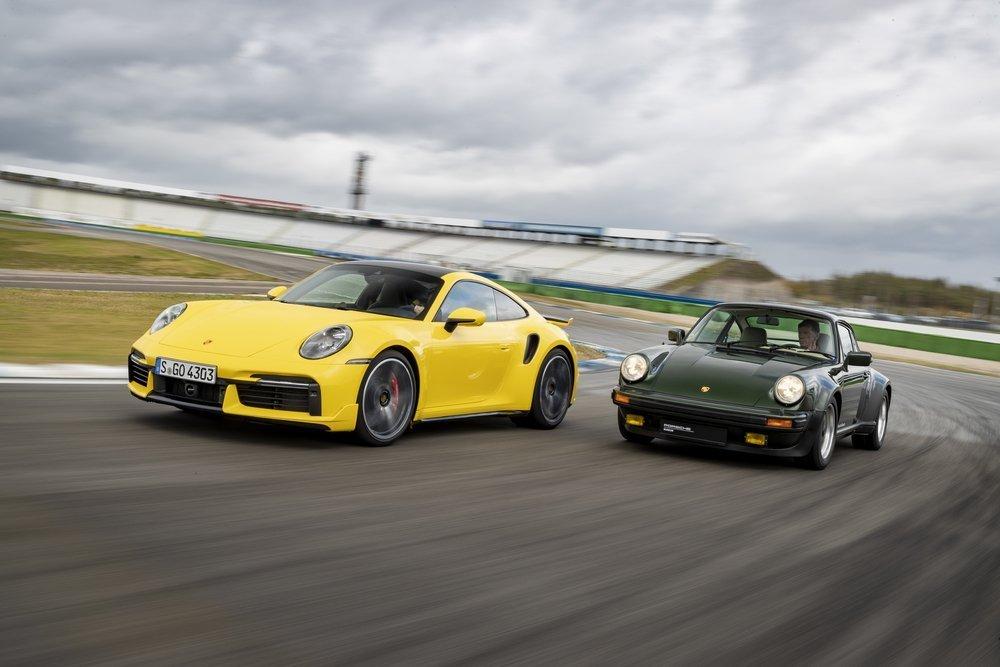 Вот почему Taycan — истинный Porsche