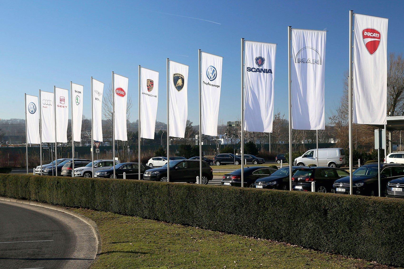 Volkswagen решил судьбу брендов, входящих в состав концерна