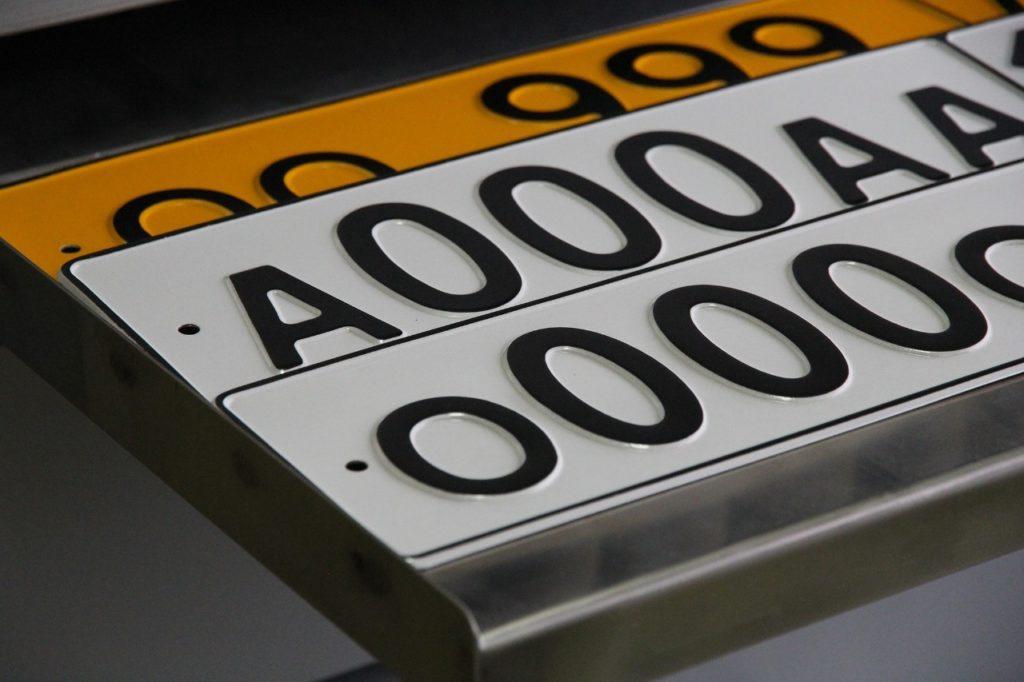 Верховный суд признал подделкой любое искажение номера на авто