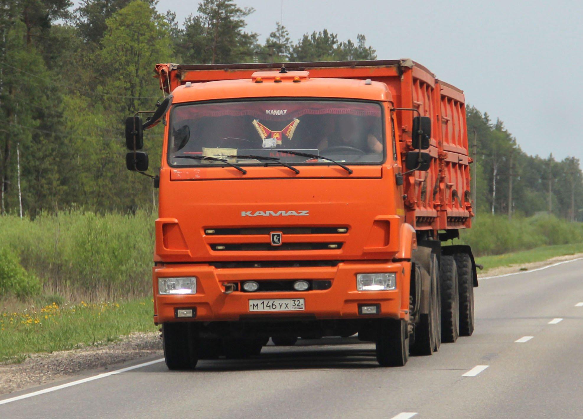 КАМАЗ не планирует снимать с производства грузовики с кабиной К3