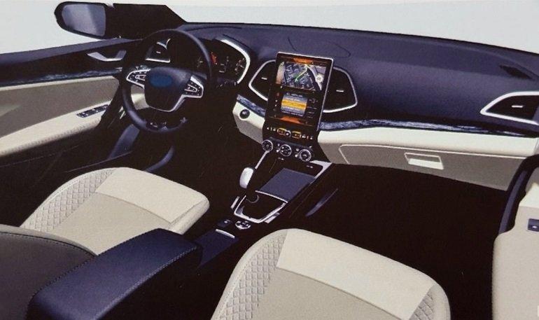 Обновленная Lada Vesta встанет на конвейер к концу года
