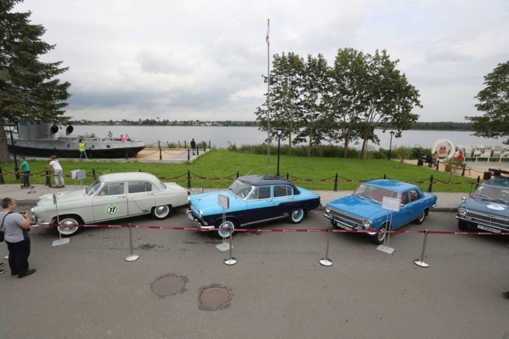 Советские автомобили оживут на историческом квесте