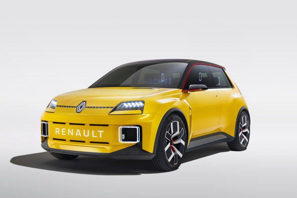 Представлен возрожденный культовый Renault 5