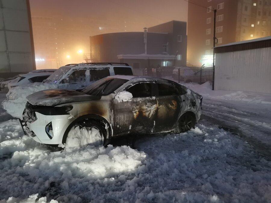 Самовоспламеняющиеся кроссоверы Haval попали под отзыв в России