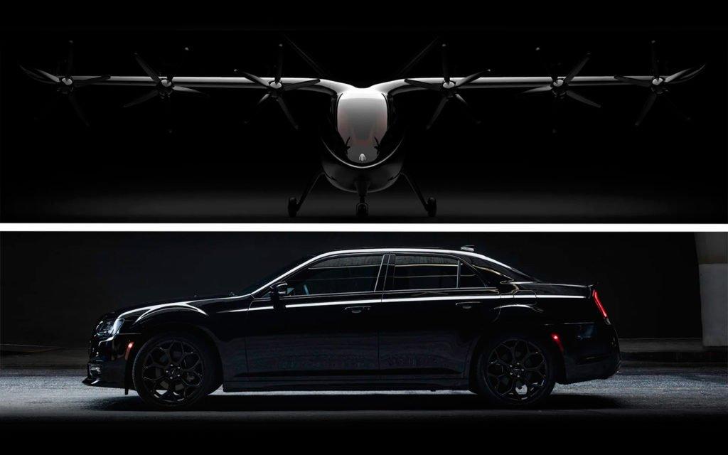 Fiat Chrysler начнёт разработку летающего авто