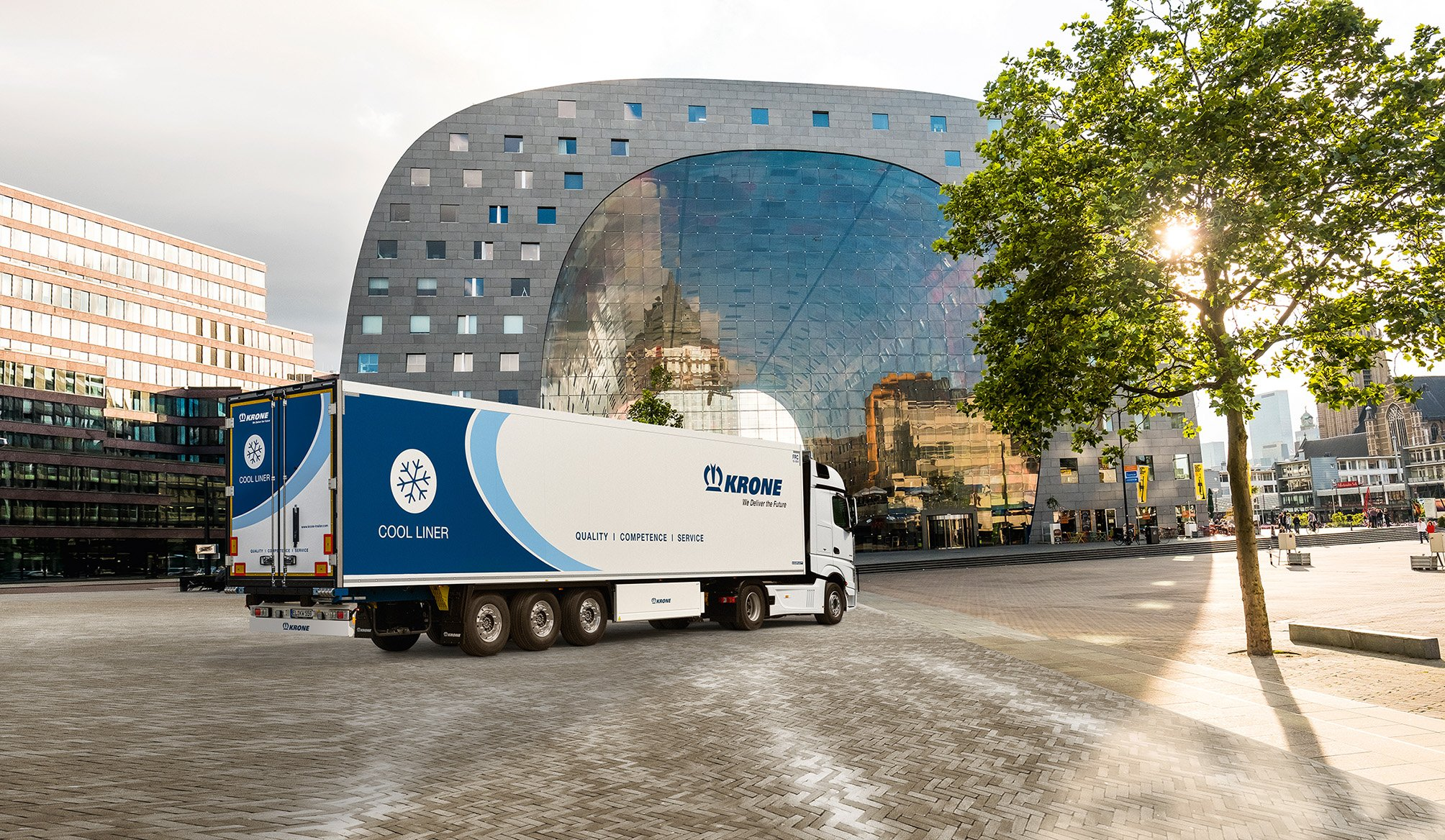 Годовой оборот Krone составил 1,9 млрд евро