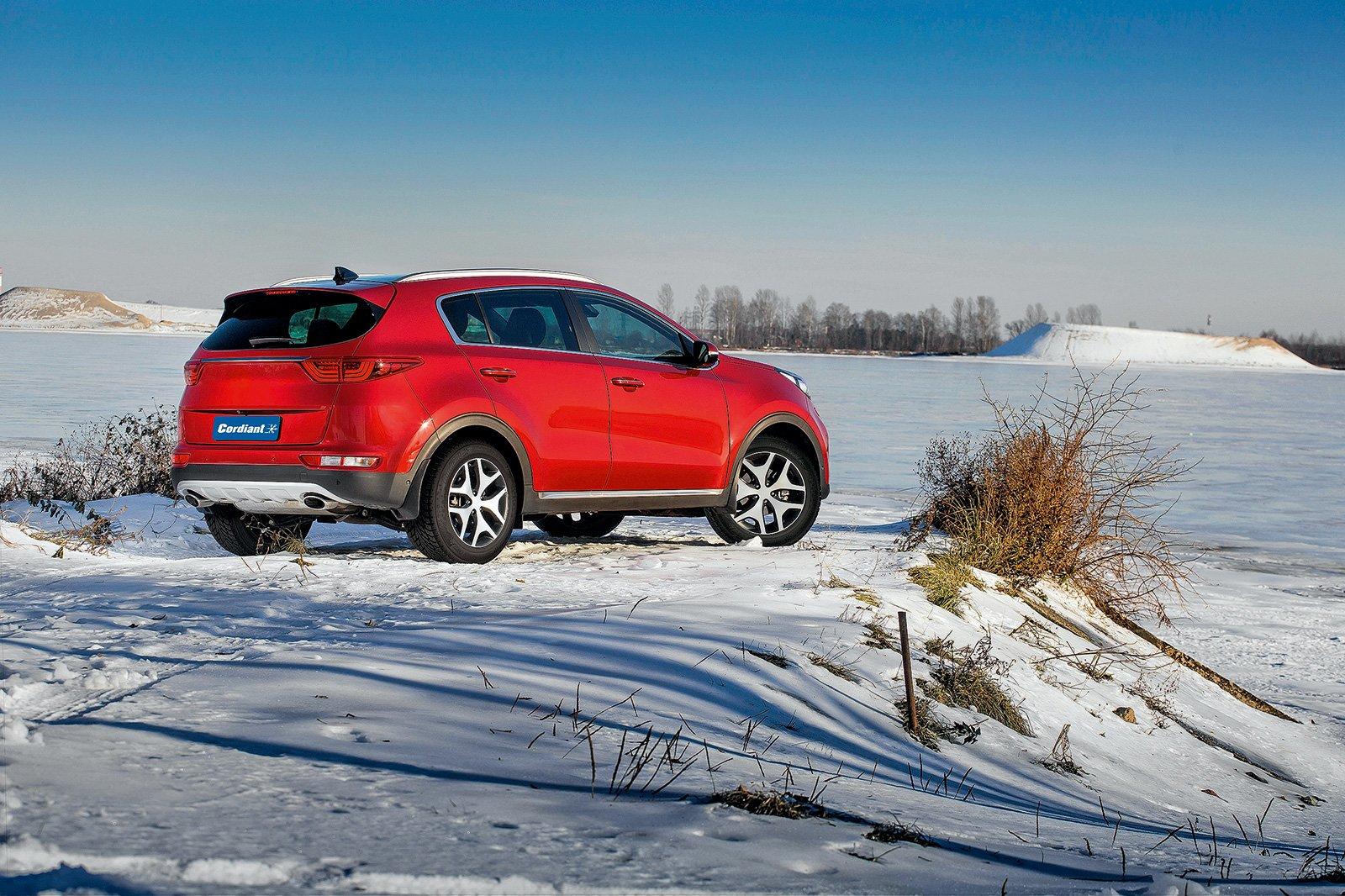 Почему «городские» зимние шины сделать труднее всего: разбираемся на примере Cordiant Winter Drive 2