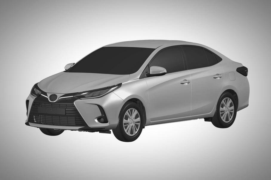 Toyota может привезти в Россию соперника Lada Vesta и Hyundai Solaris