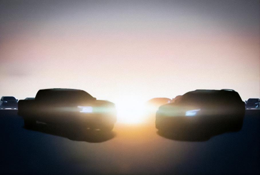 Nissan анонсировал выход сразу двух новинок