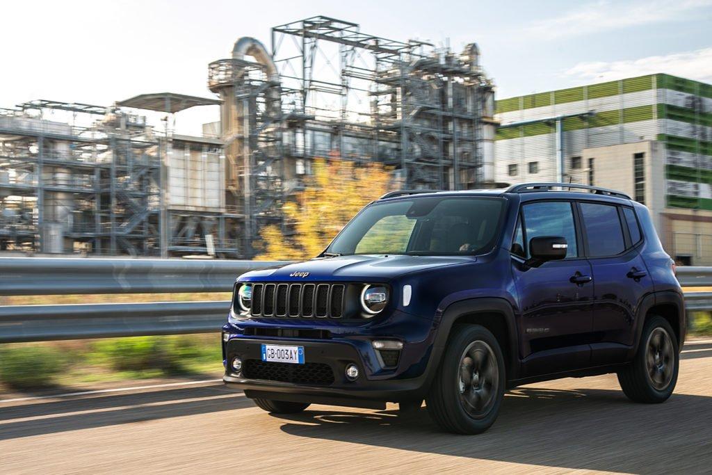 Jeep отметит 80-летие выпуском юбилейных внедорожников