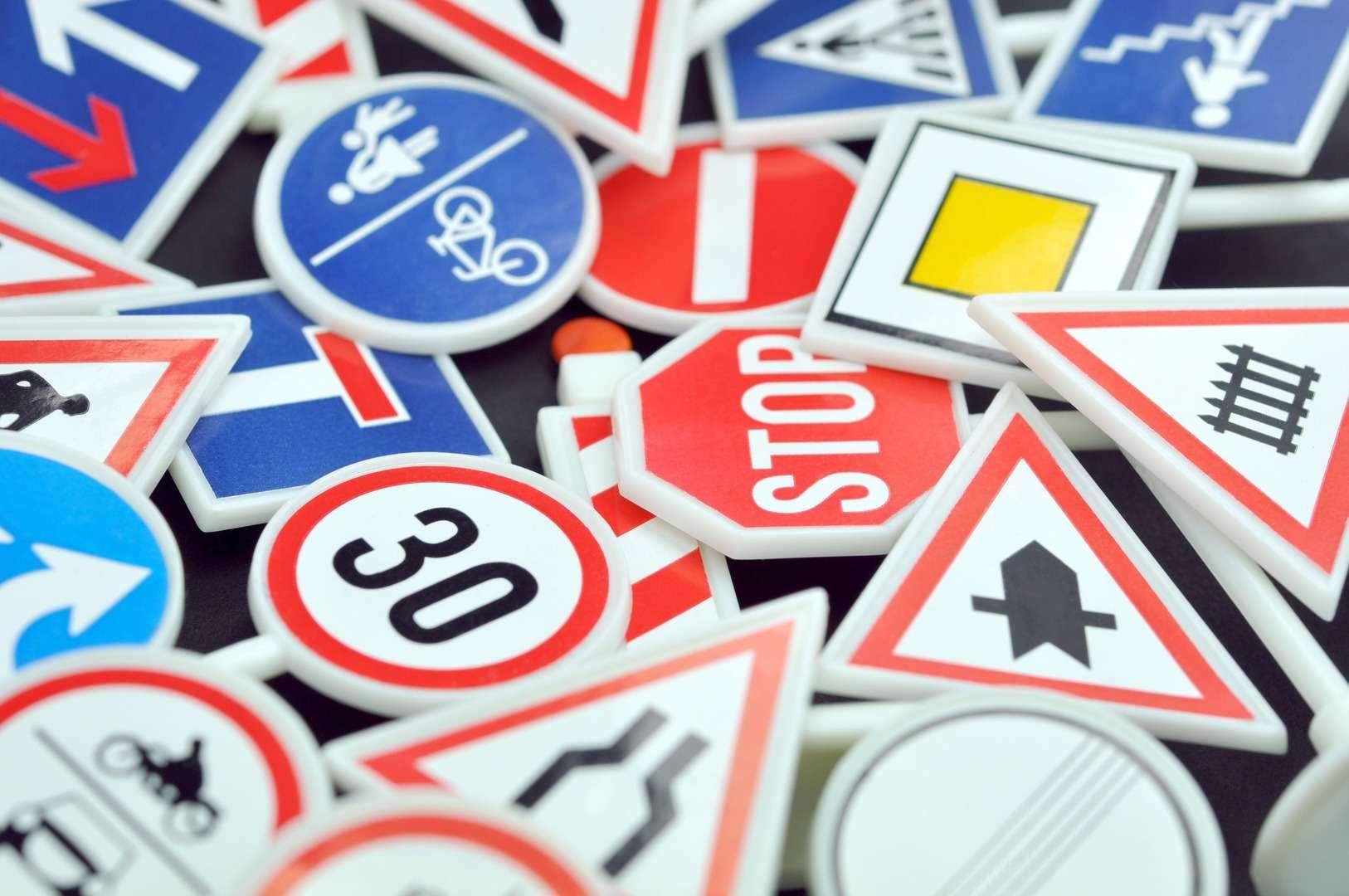 В России введут новый дорожный знак