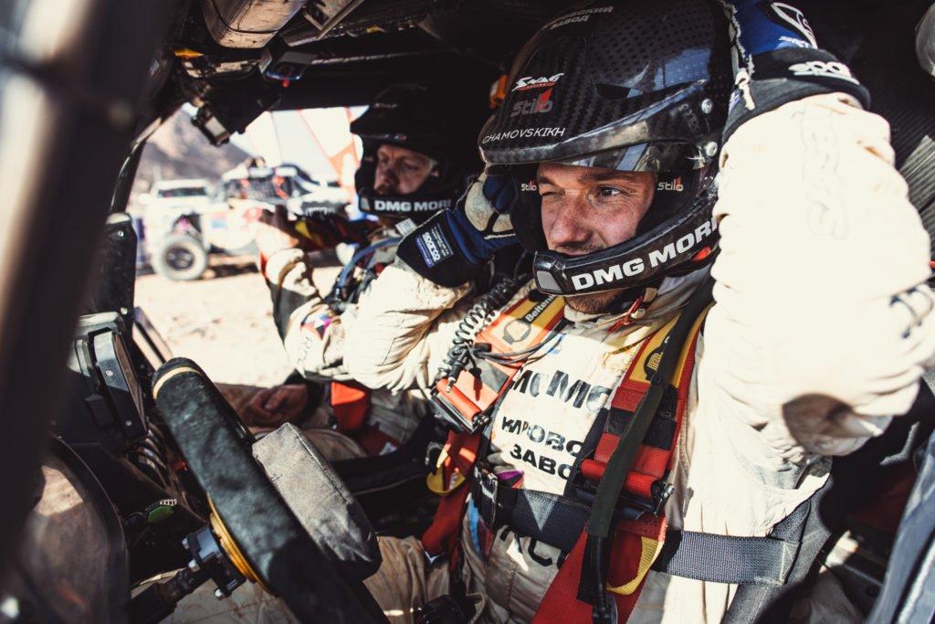 Dakar 2021: команда Сергея Карякина на «экваторе» гонки