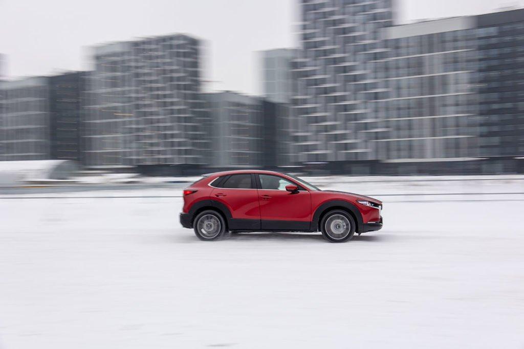 Проехал на Mazda CX-30. Говорю про плюсы и минусы этого кроссовера