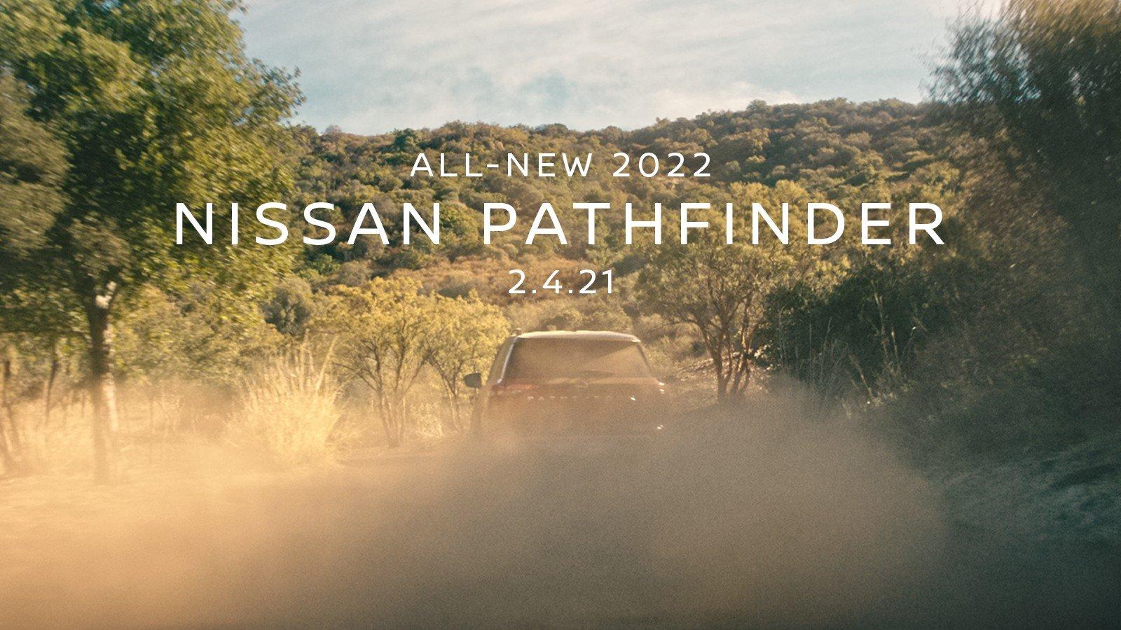 Nissan отчасти рассекретил новый Pathfinder