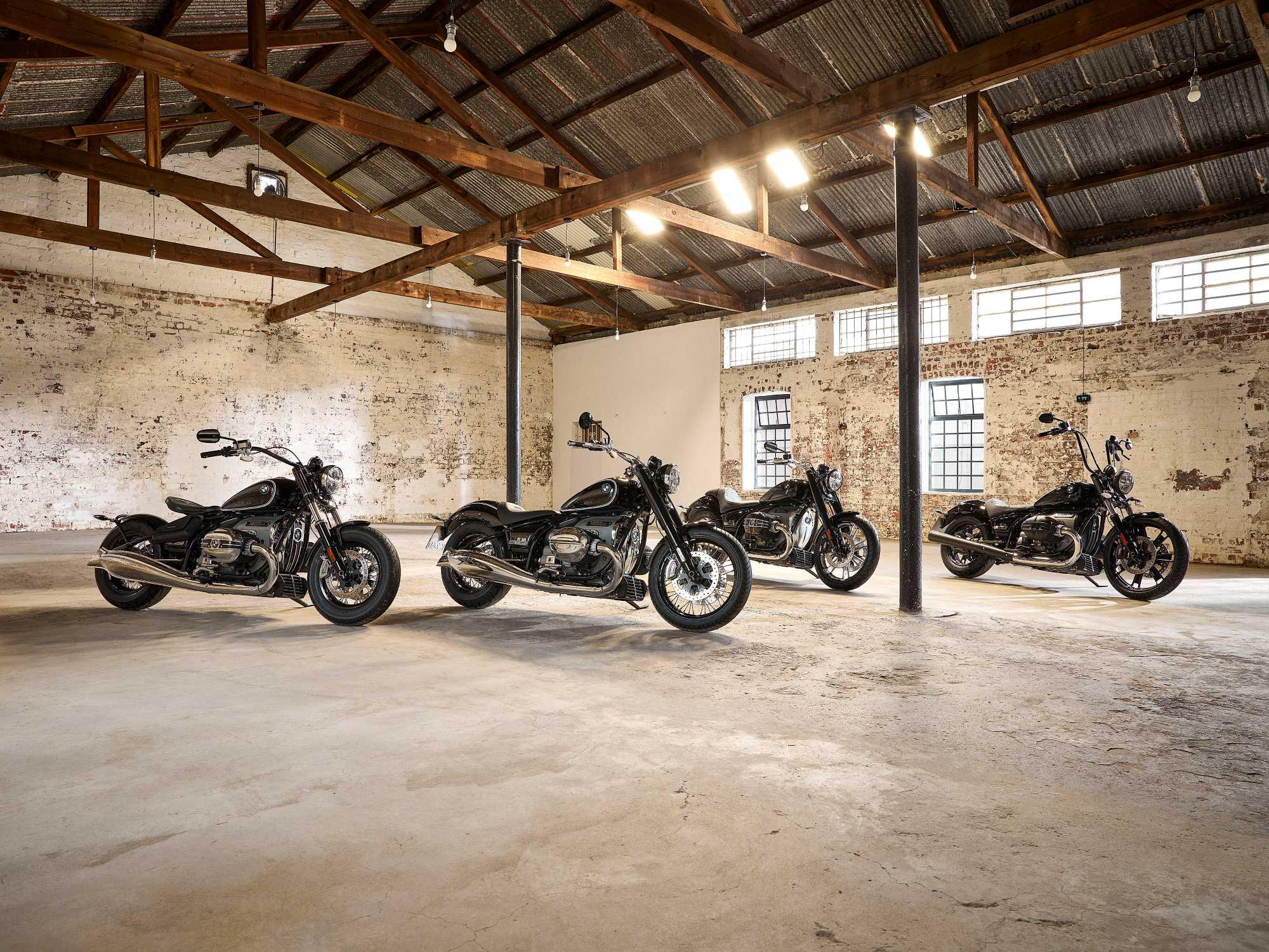 BMW Motorrad сохраняет лидерство на российском рынке мотоциклов