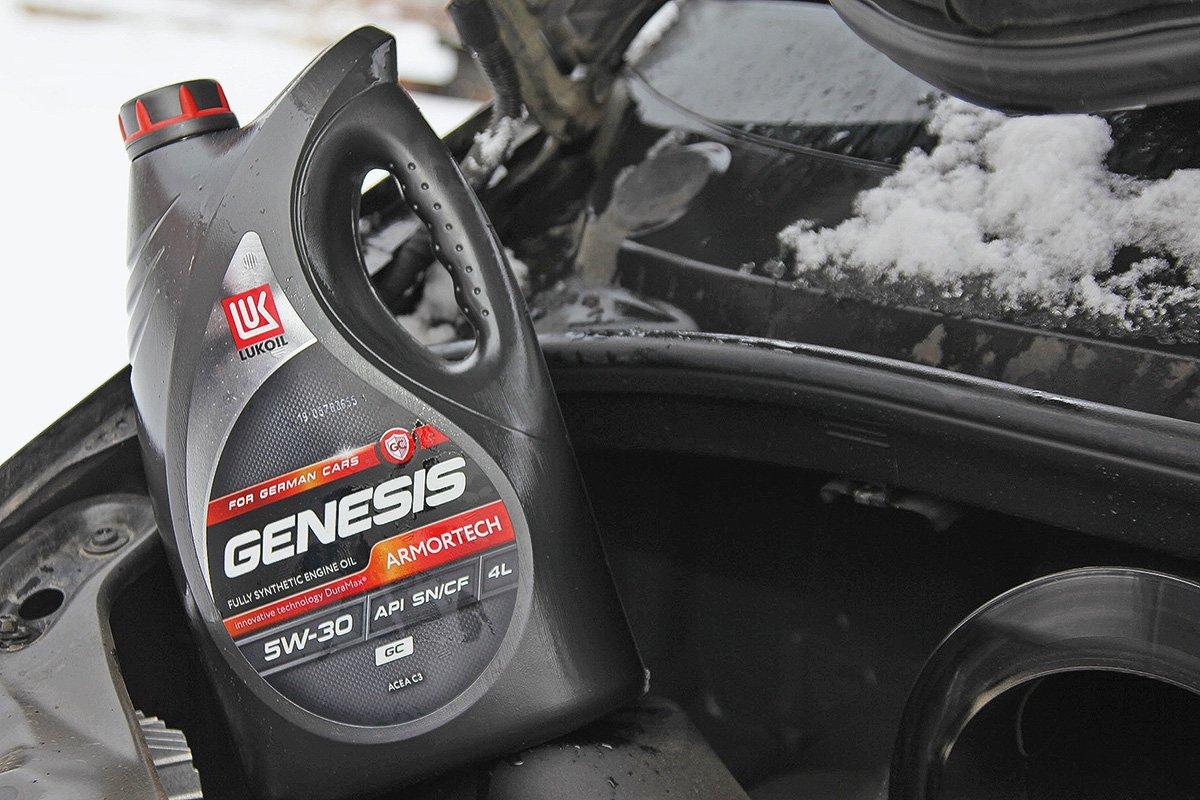 Испытание моторного масла LUKOIL GENESIS ARMORTECH: проехали первые 16 тысяч км