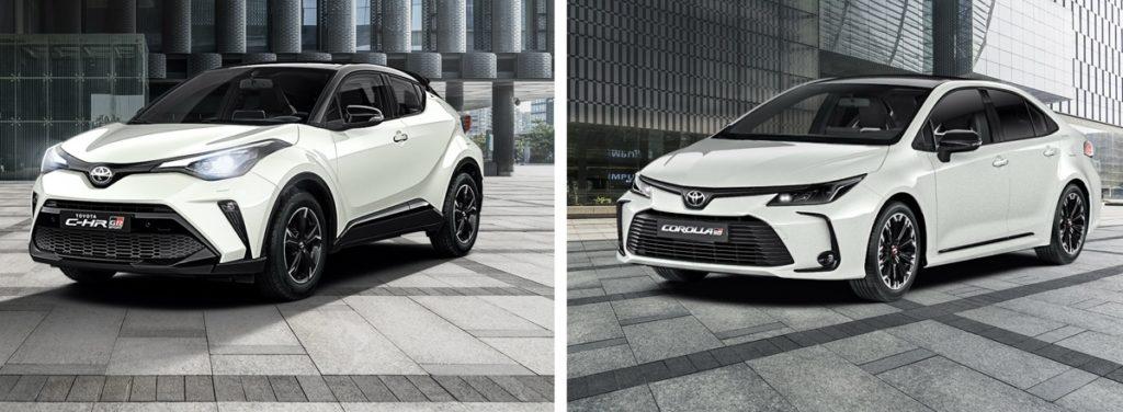 В России стартовали продажи двух «горячих» новинок Тойота