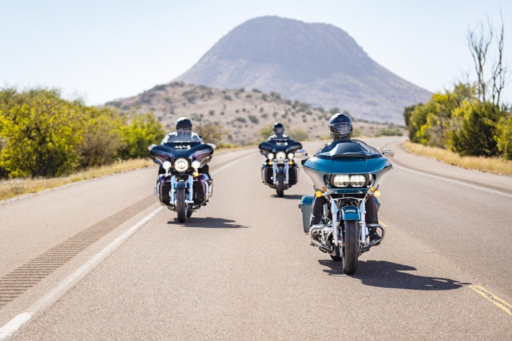 Рост сквозь кризис: мотоциклов Harley-Davidson в РФ покупают все больше