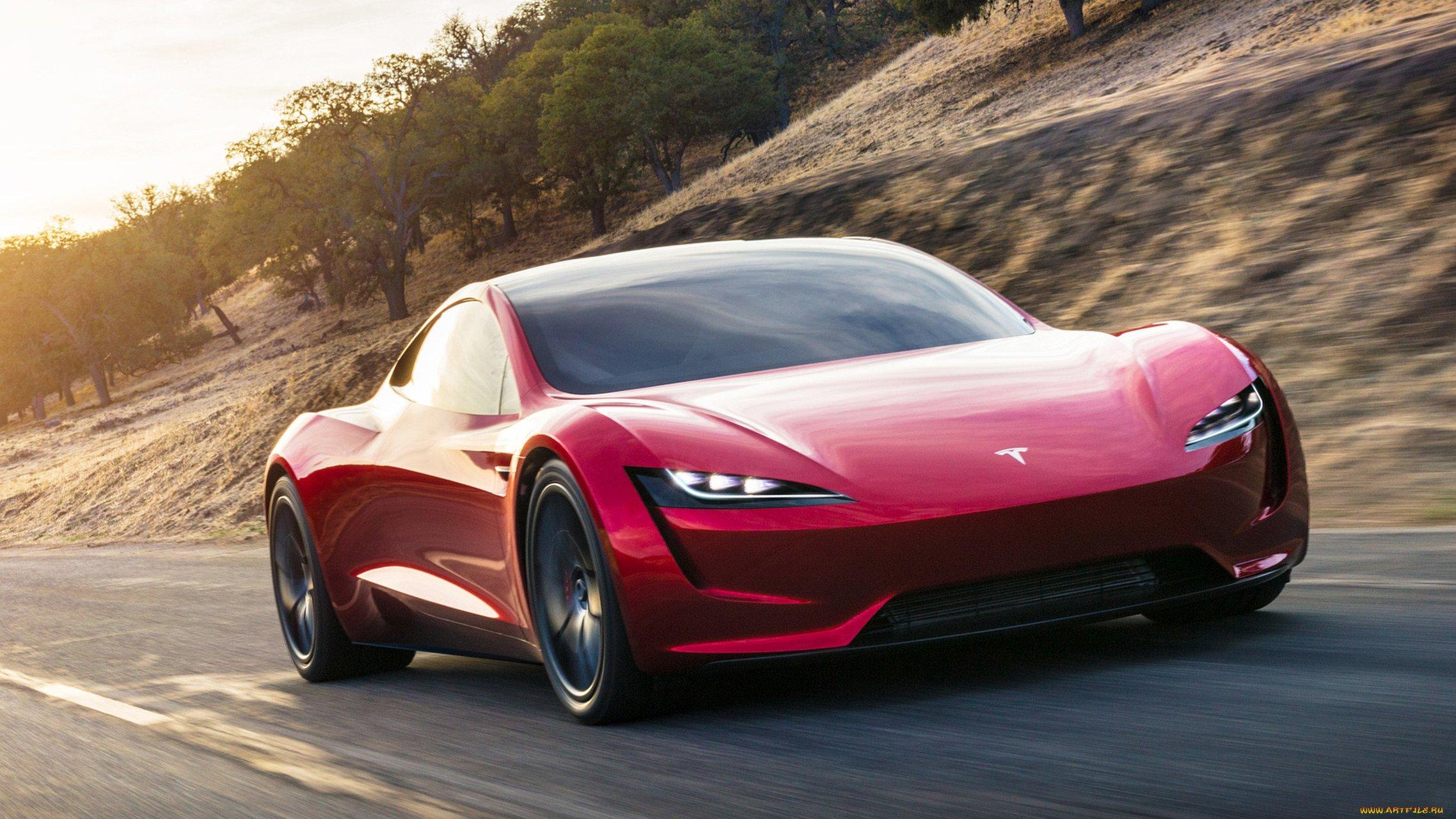 Tesla запатентовала необычный дворник