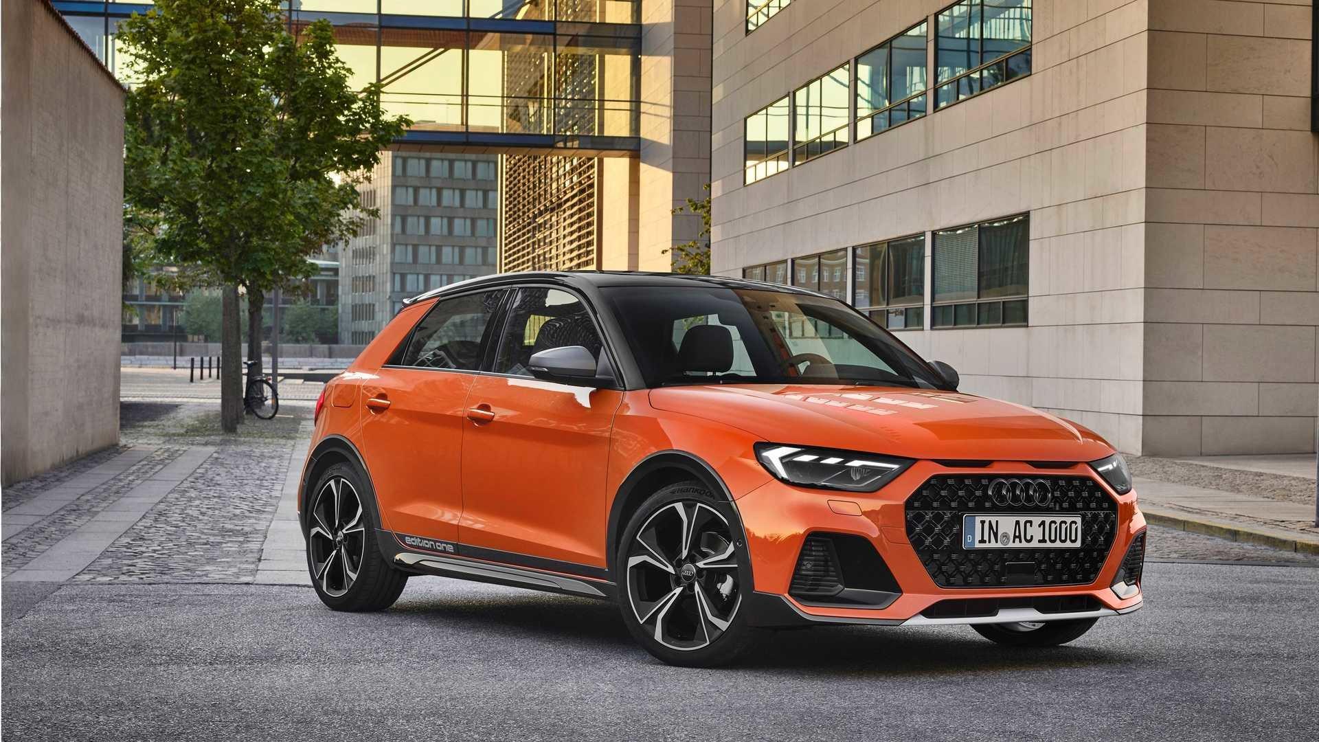 Audi планирует отказаться от хэтчбека A1