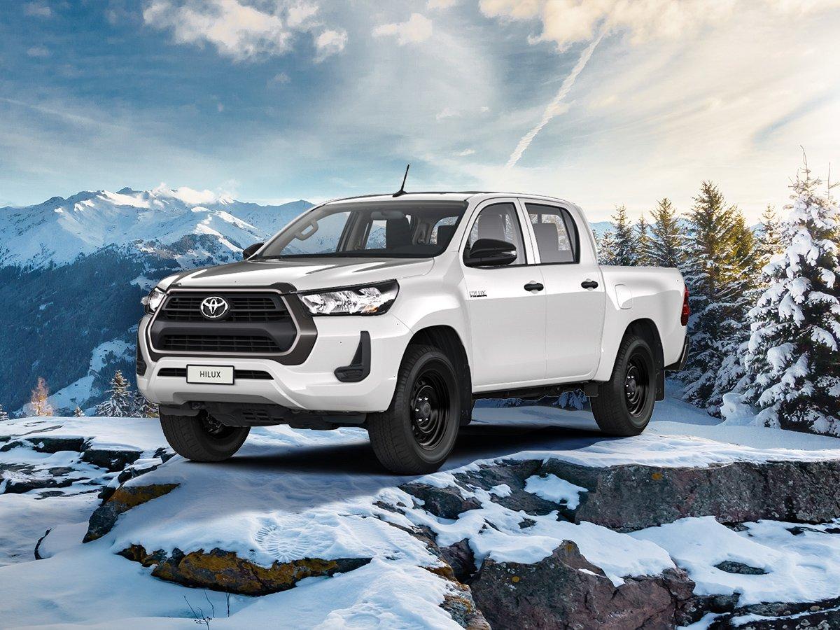 Toyota запустила продажи пикапа Hilux c 2,7-литровым бензиновым мотором