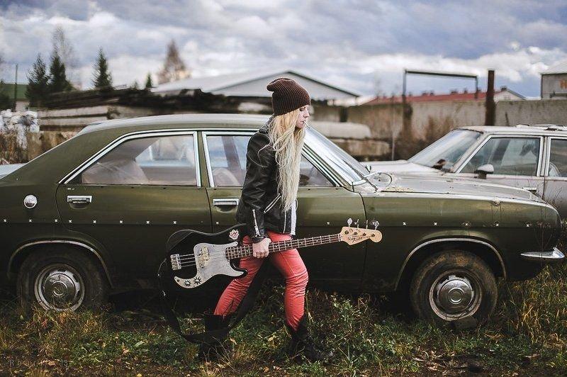 Русский рок в машину. Подборка музыки ВКонтакте