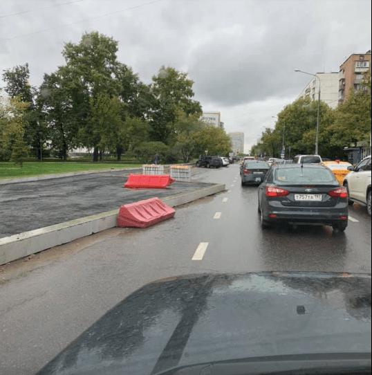 Дептранс Москвы отчитался о рекордно низкой смертности на дорогах