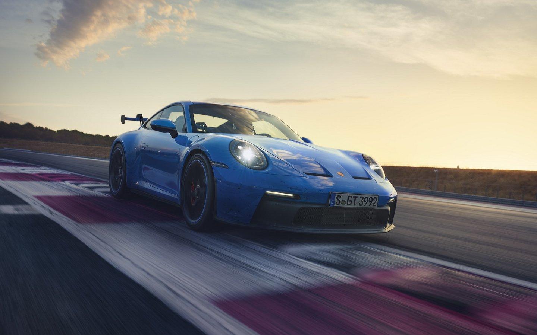 Porsche рассекретил самую «заряженную» версию 911 GT3