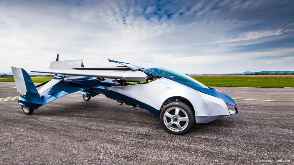 Volkswagen планирует покорить Китай летающими авто