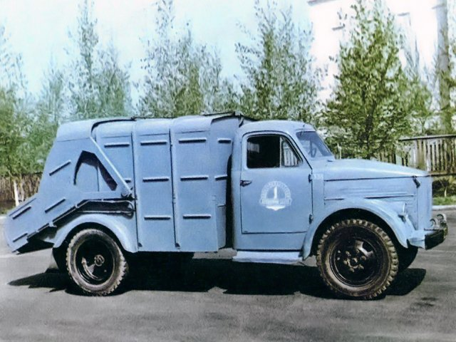 История «Газона»: как ГАЗ-51 стал самым популярным грузовиком в СССР и причём тут американцы