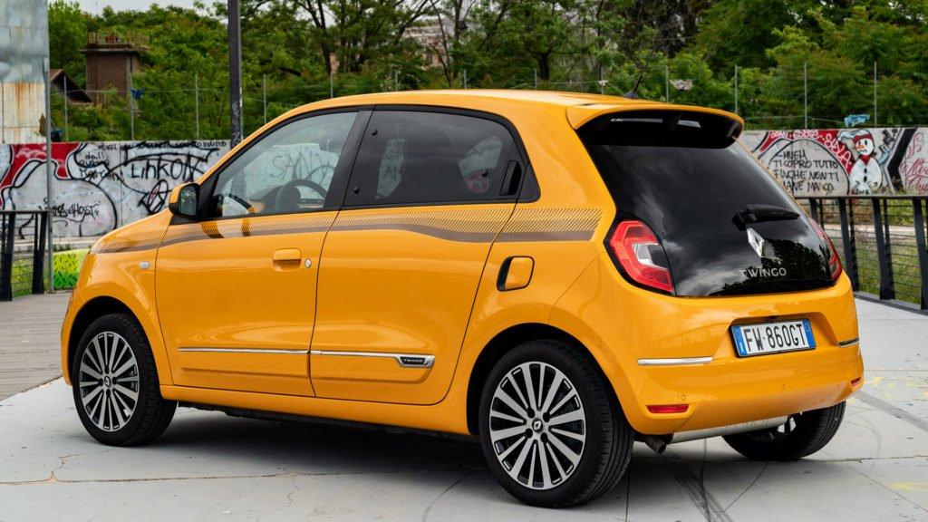 Renault откажется от компактной модели Twingo