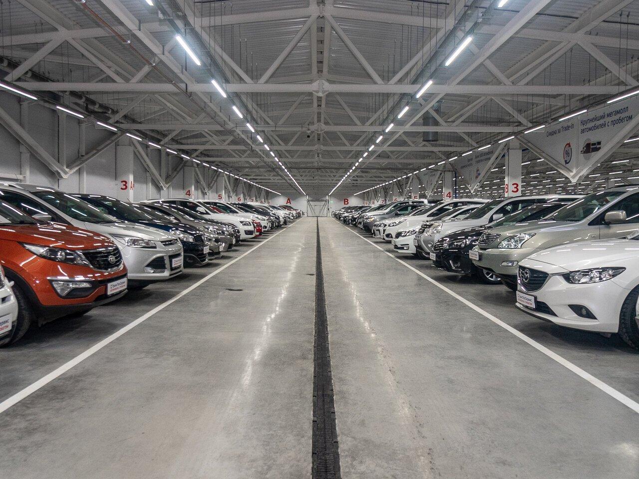 Автомобили на вторичном рынке продолжают дорожать