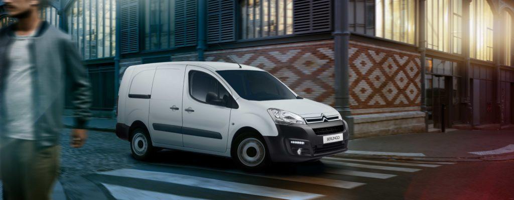 Citroёn объявляет цены на фургон Berlingo российской сборки
