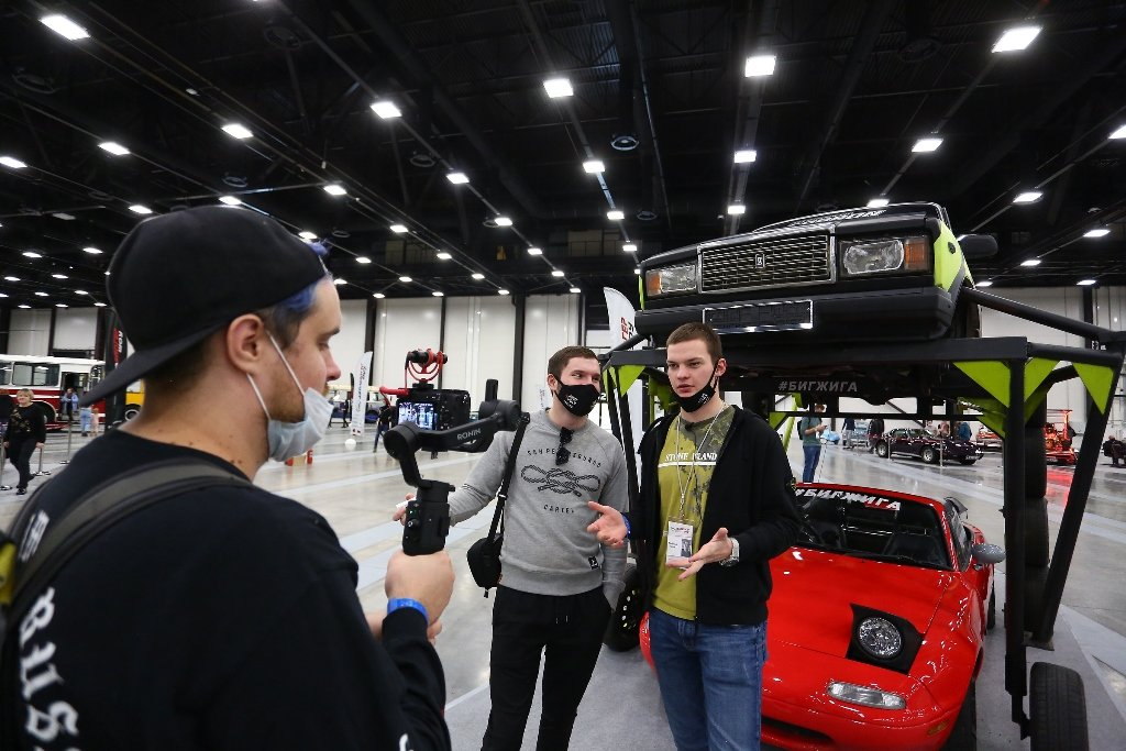 AcademeG , Батя, Iling Show и другие звезды автомобильного YouTube примут участие в АвтоБлогерШоу – 2021