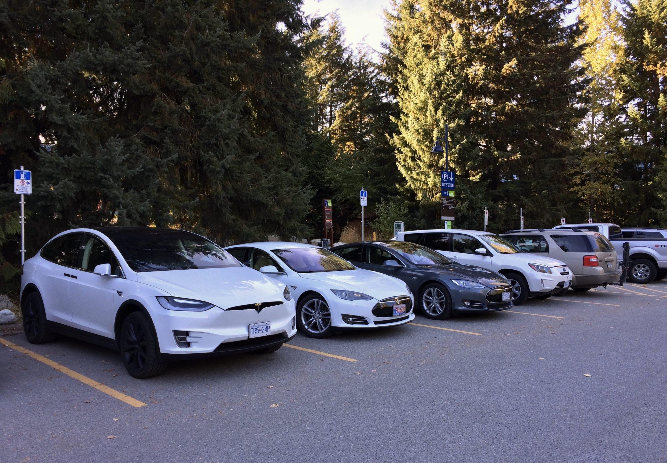Исследование выявило неожиданные особенности владения электромобилями