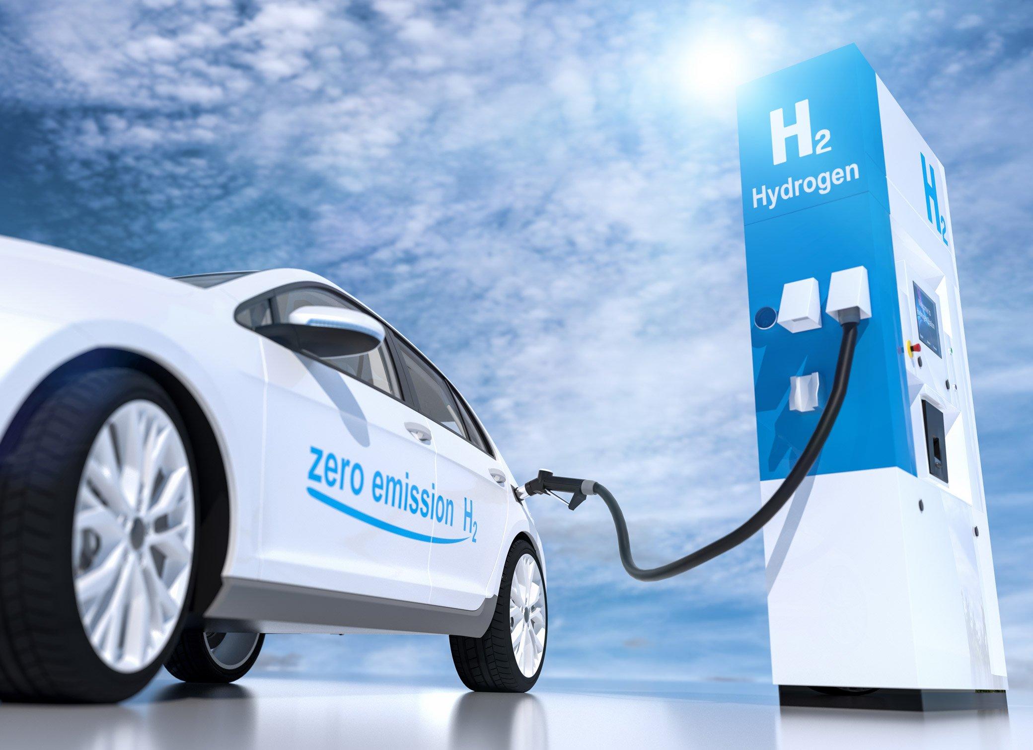 Учёные придумали, как безопасно хранить водород в автомобилях