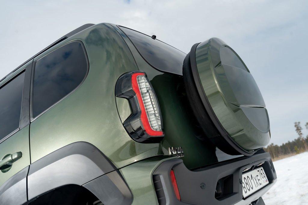 Взял новую Lada Niva Travel и загнал ее на бездорожье. Рассказываю, что меня удивило