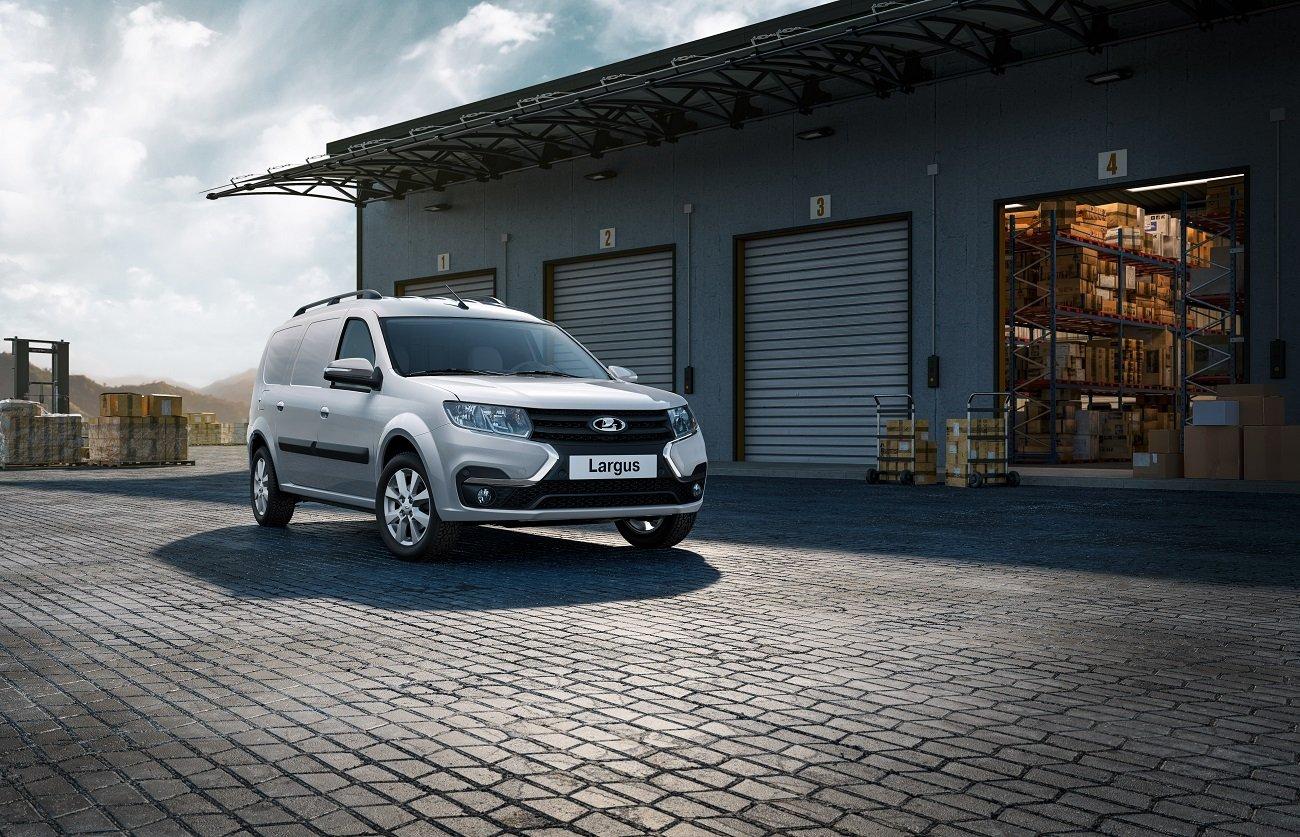 Объявлены комплектации и цены на новый Lada Largus