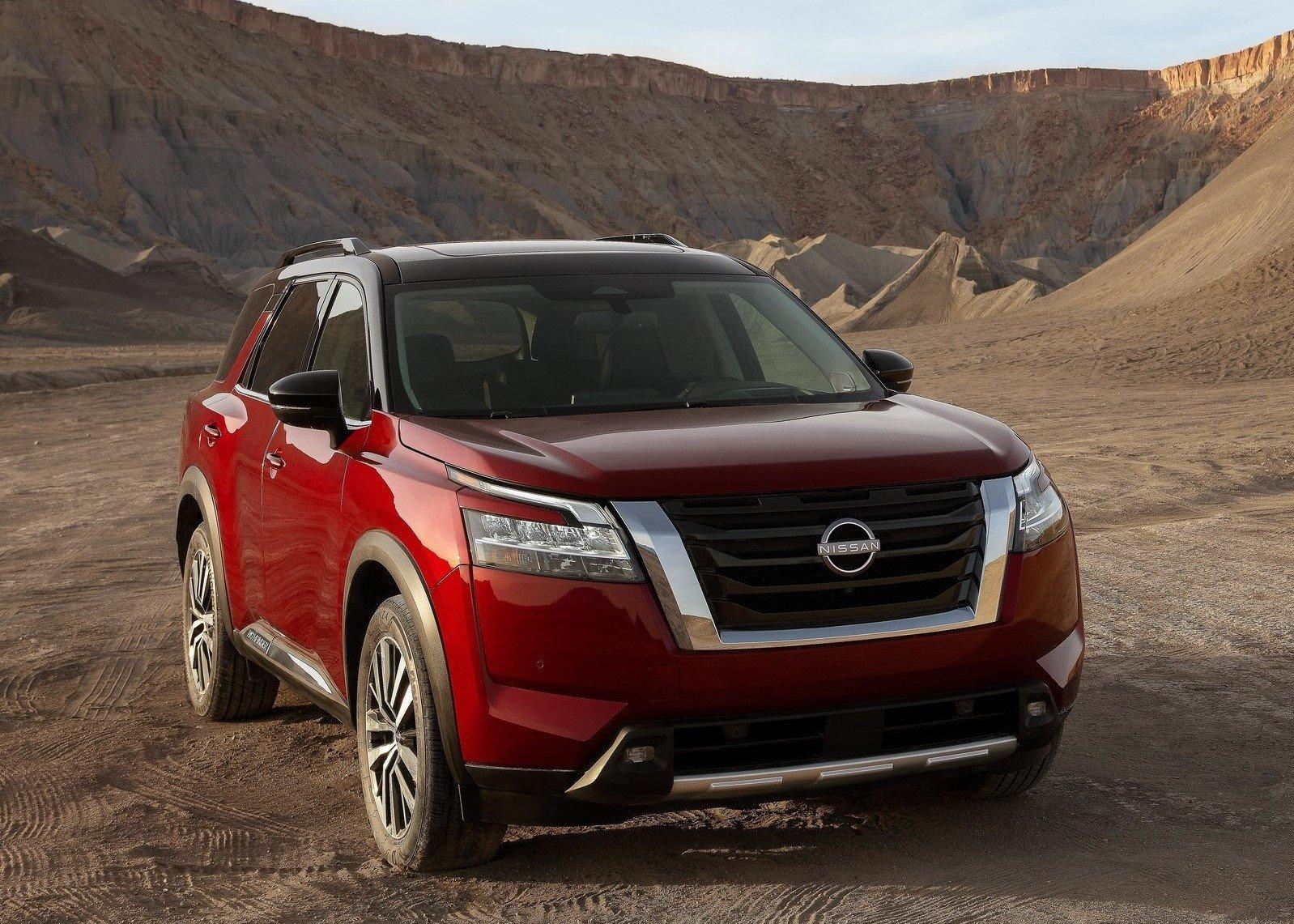 Новый Nissan Pathfinder будет производиться не в России