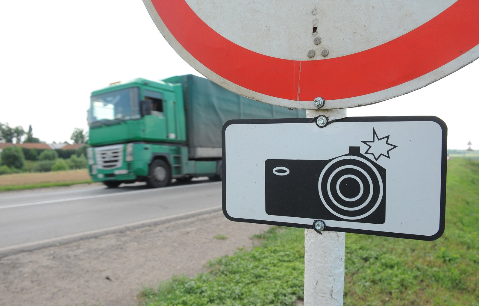 Росавтодор и Минтранс против введения нового дорожного знака