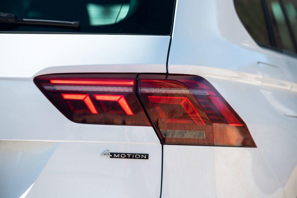 Сенсорика и моторика: чем порадовал и огорчил обновлённый Volkswagen Tiguan