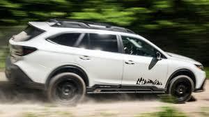 Subaru готовит принципиально новый вид внедорожников